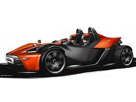 KTM X-Bow: sportovní roadster z Rakouska