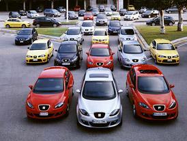 SEAT hlásí 50.000 vozů prodaných na českém trhu