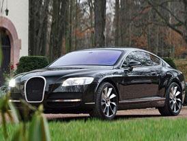 LEW Big Bang: Bentley GT s maskou Bugatti Veyron