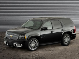 Chevrolet Tahoe Street Tuner: tovární tuning