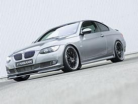Hamann BMW 3 coupé: tuning pro všechny motory