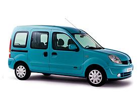 Lehký facelift pro Renault Kangoo