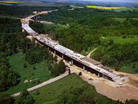 Dálnice D8 už téměř hotová - otevřen předposlední úsek