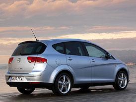 SEAT Altea XL na českém trhu od 499.900,-Kč + premiéra motoru 1.8 TFSI (118 kW)