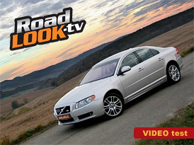 Volvo S80: Smrt v p��m�m p�enosu (video)