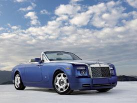 Rolls-Royce Phantom Drophead Coup�: klobouk p�jde dol� v Detroitu