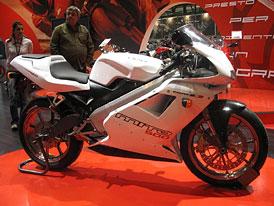 Cagiva Mito 500: sportovní concept