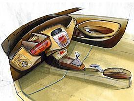 Fiat Bravo na firemním blogu: interiér oficiálně
