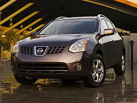 Nissan Rogue: malý levný crossover