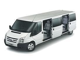 Ford Transit XXL: nejdelší z Transitů