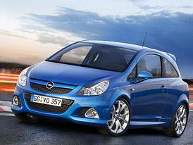 Opel Corsa OPC na českém trhu za 649.900,-Kč