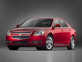 Nový Chevrolet Malibu se představí v Detroitu