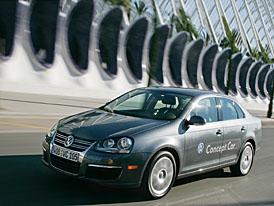 Volkswagen uvede čisté BlueTDI na americký trh na jaře 2008