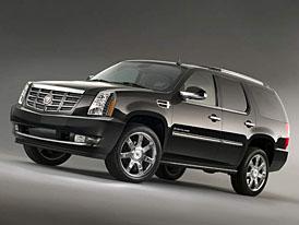 Nejvíce kradeným novým autem v USA je Cadillac Escalade