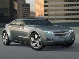 Chevrolet Volt: elektrická budoucnost podle GM (video)