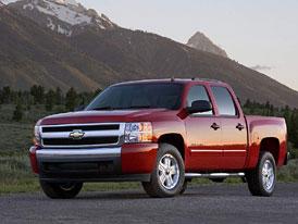 Chevy Silverado má titul North American Truck of the Year 2007