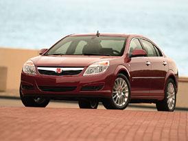 Saturn Aura zvolen za North American Car of the Year 2007