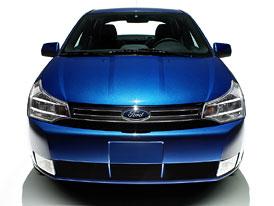 Detroit 2007: Amerika dostala nový Ford Focus
