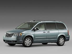 Nov� Chrysler Voyager: prvn� fotografie