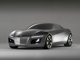 Detroit 2007: Acura Advanced Sports Car Concept - avízo nástupce NSX