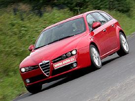 Alfa Romeo 159 za 649.000,-Kč a další výhodné ceny