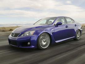 Detroit 2007: Lexus IS-F s motorem 5,0 V8