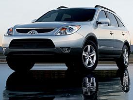 Detroit 2007: Hyundai Veracruz, velk� crossover (VIDEO)
