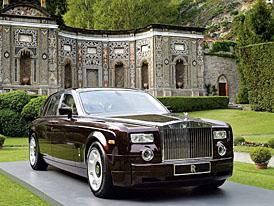 3000 prodaných vozů Rolls-Royce Phantom