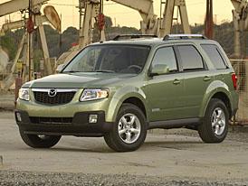 Detroit 2007: Mazda Tribute Hybrid