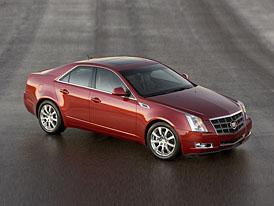 Detroit 2007: Cadillac CTS – druhé vydání