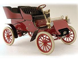 Nejstarší známý Ford jde do dražby, majitel čeká na 400 až 500 tisíc dolarů