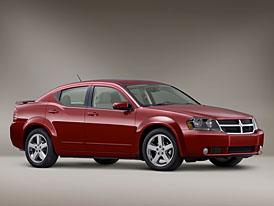 Nový Dodge Avenger: křížové tažení pokračuje