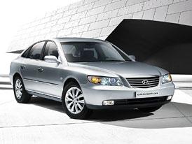 Hyundai Grandeur 2,2 CRDi VGT na českém trhu pod milion korun