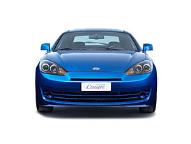 Hyundai Coupé 2007: české ceny začínají na 549.900,-Kč