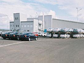 Český autoprůmysl v prvním čtvrtletí vyrobil 244.433 aut