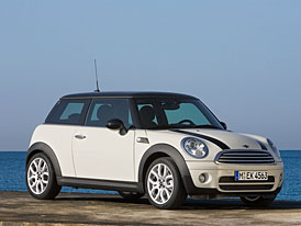 Nov� Mini One hluboko pod p�lmilion a diesel za 568.000,-K�