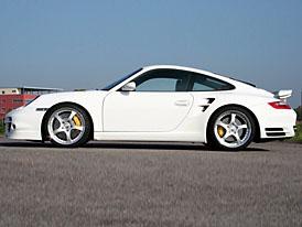 Cargraphic 911 Turbo: čtyři stupně k nirváně