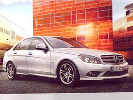 Nový Mercedes-Benz třídy C: tajemství vyzrazeno