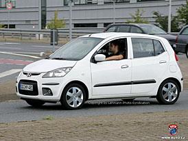 Spy Photos: Hyundai Atos, Arnejs a Starex