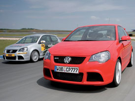 Volkswagen Polo GTI Cup Edition (132 kW) na českém trhu za 617.700,-Kč