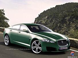 Spy Photos: Jaguar XF v provozu (co asi zůstane ze studie?)