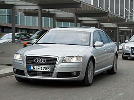 Audi A8 SynFuel: čistší luxus míří do Davosu