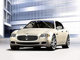 Maserati Quattroporte Automatic na českém trhu, cena stejná jako pro DuoSelect