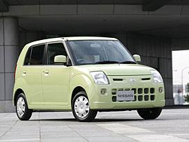 Nissan Pino: Jen další minivůz?
