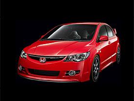 Mugen Honda Civic Dominator: koncept s 300 koníky