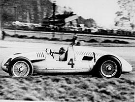 Auto Union Type D (1939): závodní klenot na prodej