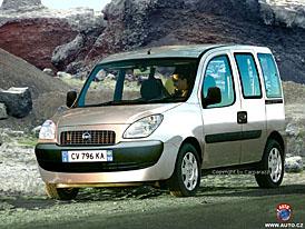 Spy Photos: Minidodávka na cestě - Fiat Dobló Mini