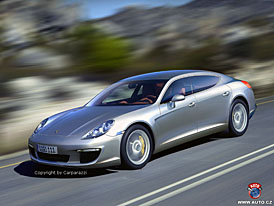 Spy Photos: Porsche Panamera