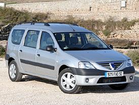 Dacia Logan MCV: první jízdní dojmy
