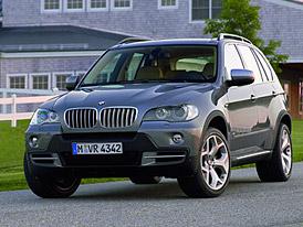 Nové BMW X5 na českém trhu od 1.542.500,-Kč